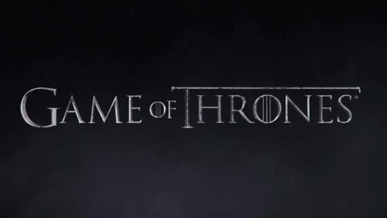 End of An Era – A Song of Ice andFire
